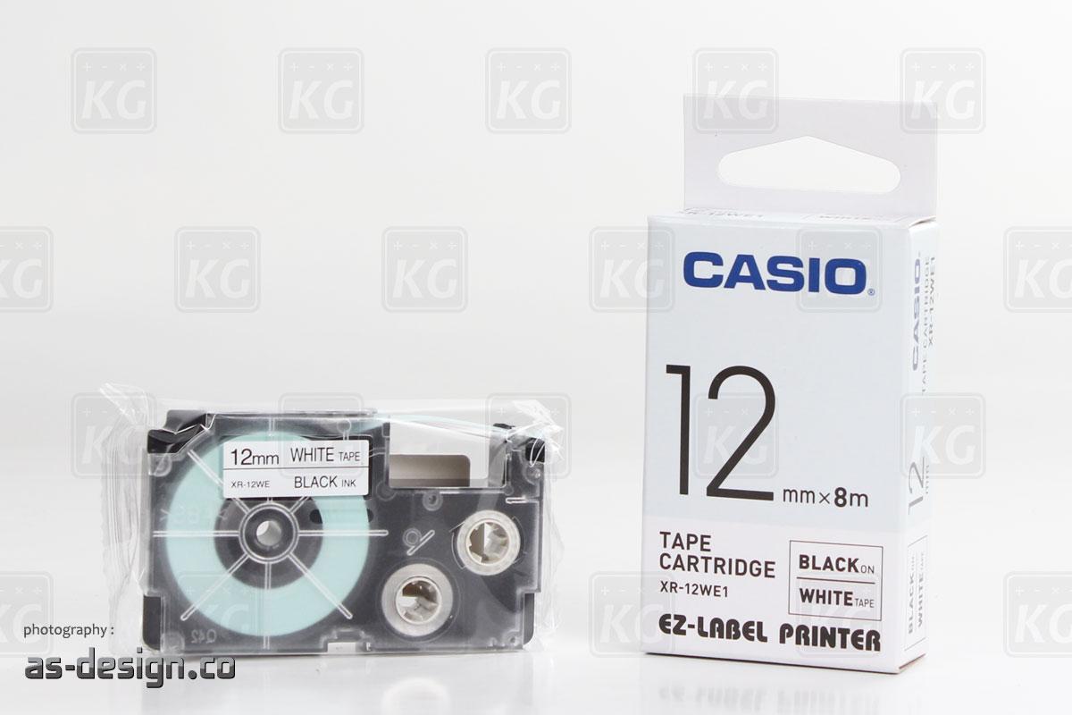 Casio Pita Label Casio XR - 12WE1